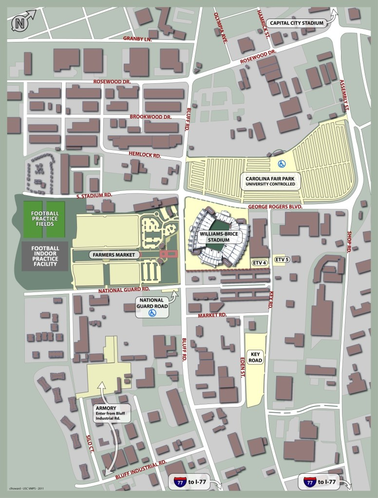 gamecockparkingmap